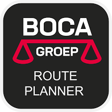 BOCA Groep - Routeplanner
